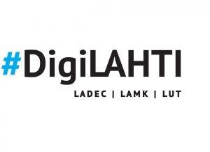 DigiLahti hankkeen logo