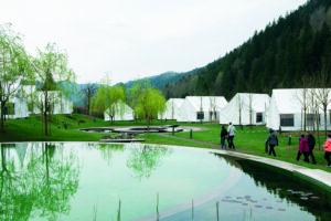 PALMA-projektissa matkustettiin muun muassa Sloveniaan vertaisarvioimaan paikallisia matkailupalveluja.