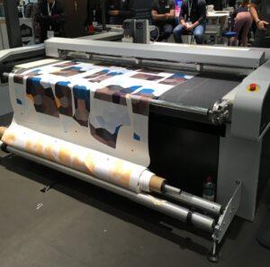 valokuva digitaalisesta tulostimesta